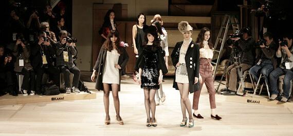 ミカオフィス ファッションショーモデルオーディション