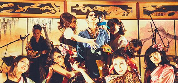 劇団Tokyo Clueロングラン公演「SEXY LADY」オーディション